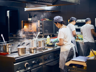 Highest Paying Jobs for Felons Chef