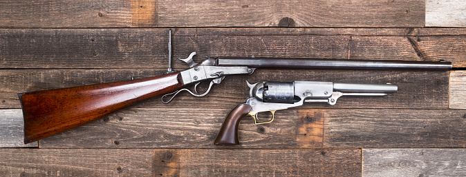Owning an Antique Firearm