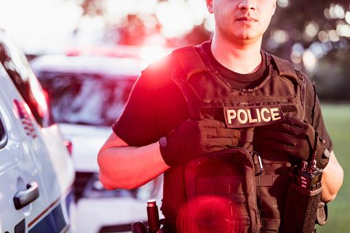 a Felon Become a Police