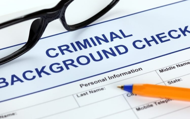 Why Background Checks Are Done