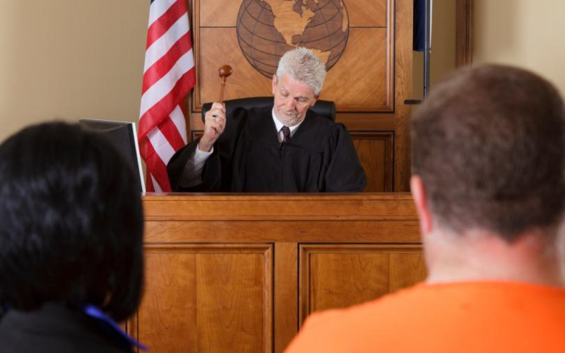 Dealing with a Felony Case Sentencing
