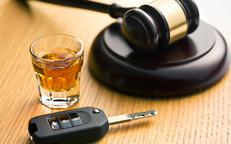 Will a DUI Show on a Criminal Background Check Consequence