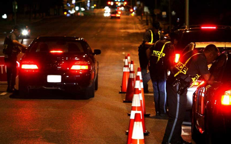Will a DUI Show on a Criminal Background Check Occur