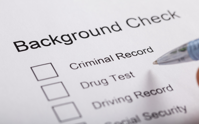 how far back do background check go guide