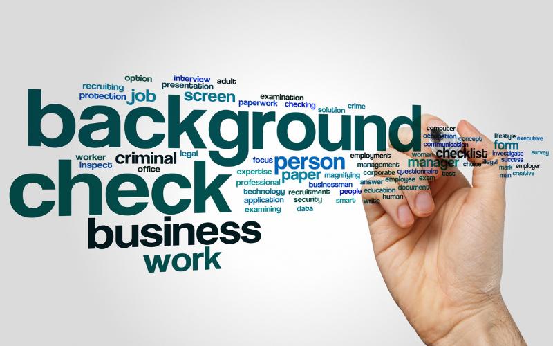 how far back do background check