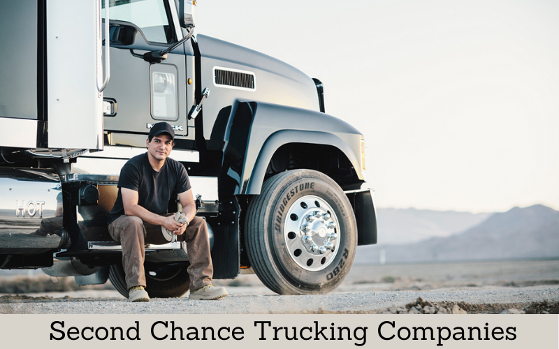 second chance trucking companies
