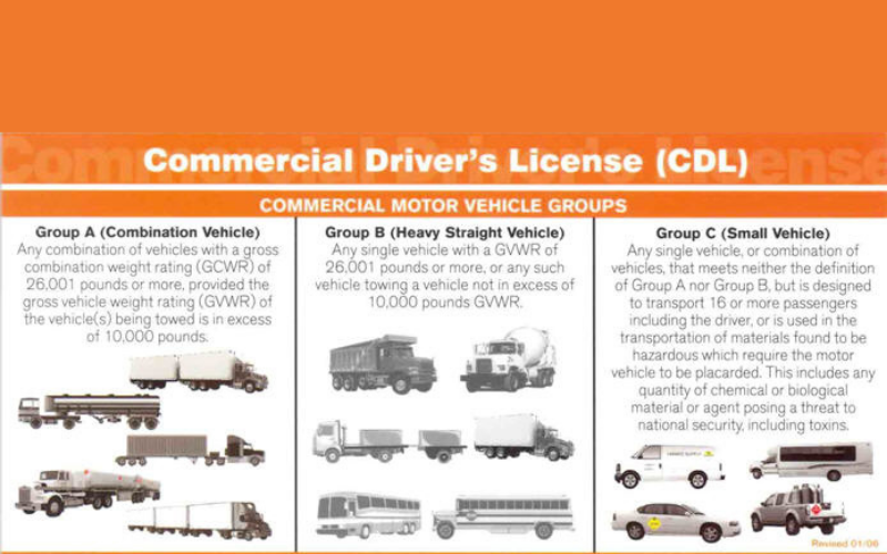 second chance trucking company driving license