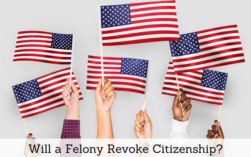 Will a Felony Revoke Citizenship