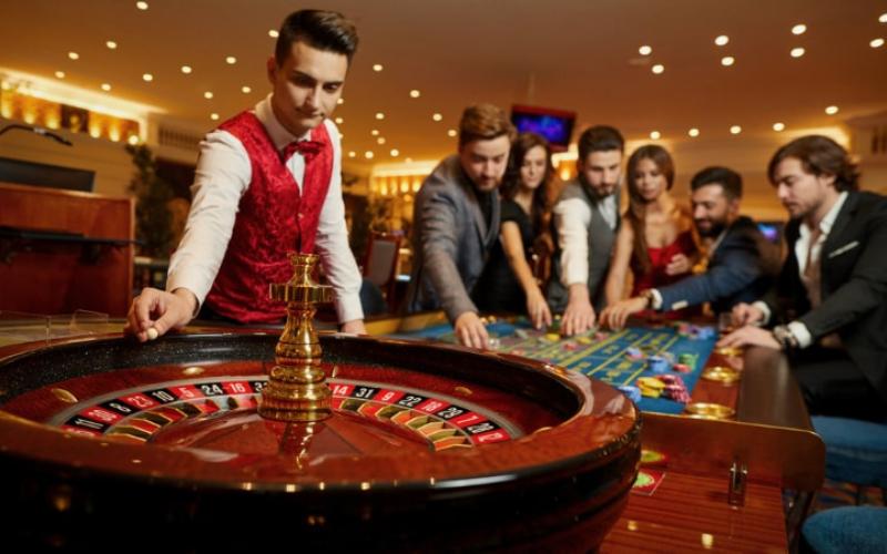 do casino run background checks