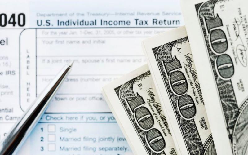 do felon get tax refund