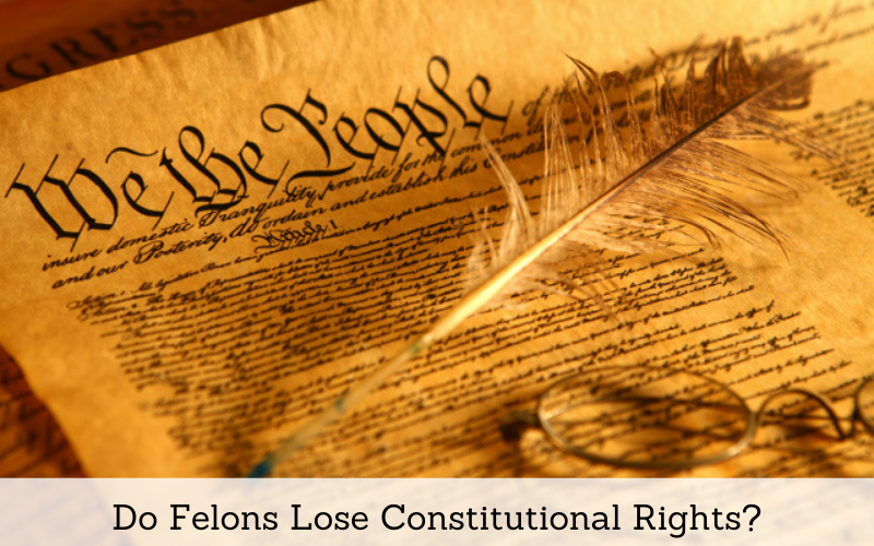 do felons lose constitutional rights
