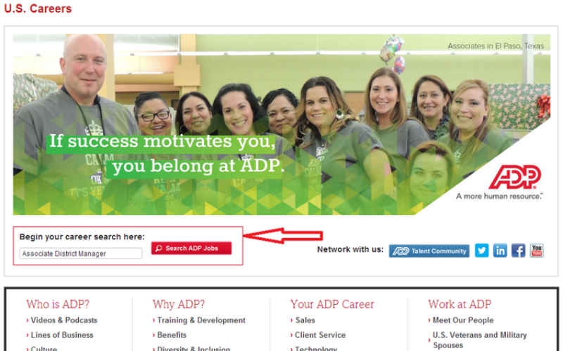 does adp run background check guide