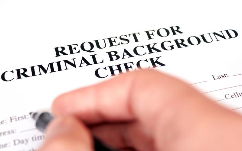 does macys run a background checks