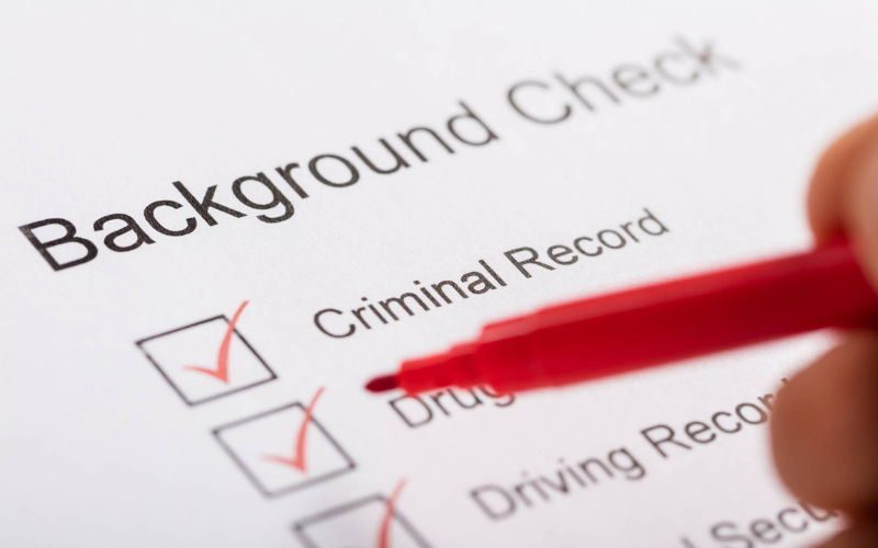 does ross run background check reviews
