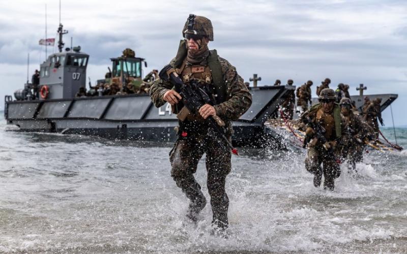 does the marine corps accept felon