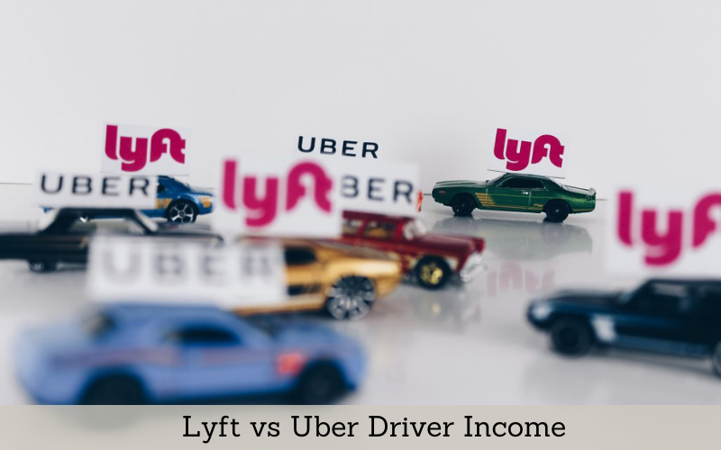 lyft uber drivers income