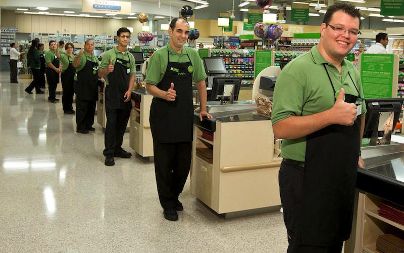 publix warehouse jobs review