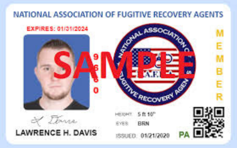 can felons become fugitive recovery agent