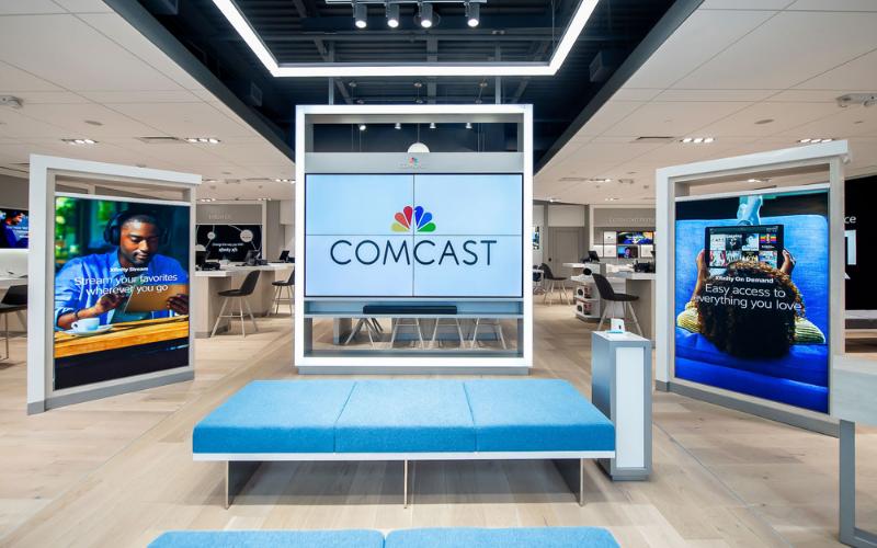 does comcast hire felon