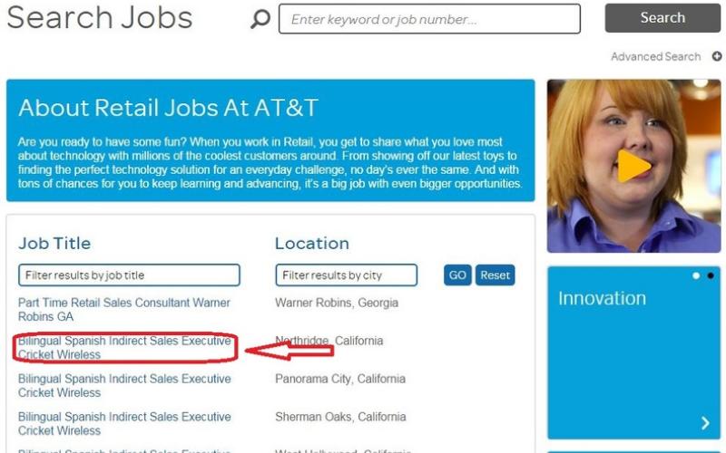 does the att hire the felons