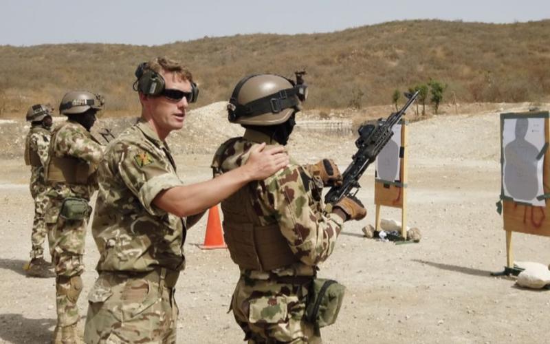 does military run background checks