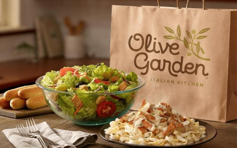 does olive garden hire felon