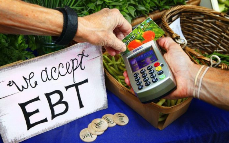 does the trader joes take the ebt