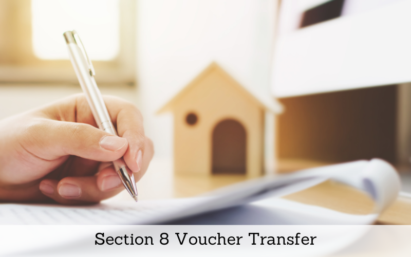 section 8 voucher transfer