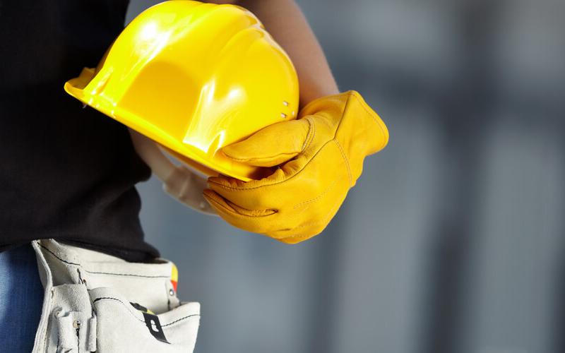 construction jobs for a felon