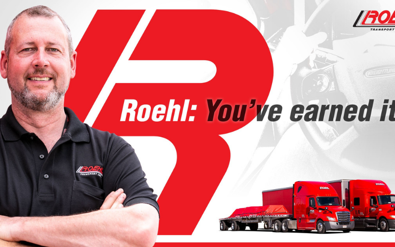 does roehl transport hire a felon