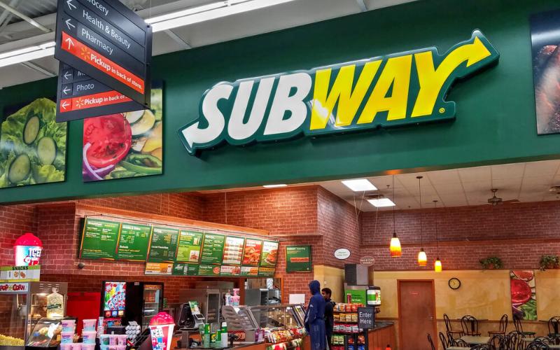 does subway take ebt