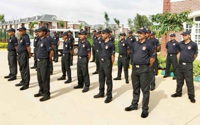 security guard companies that hire a felon